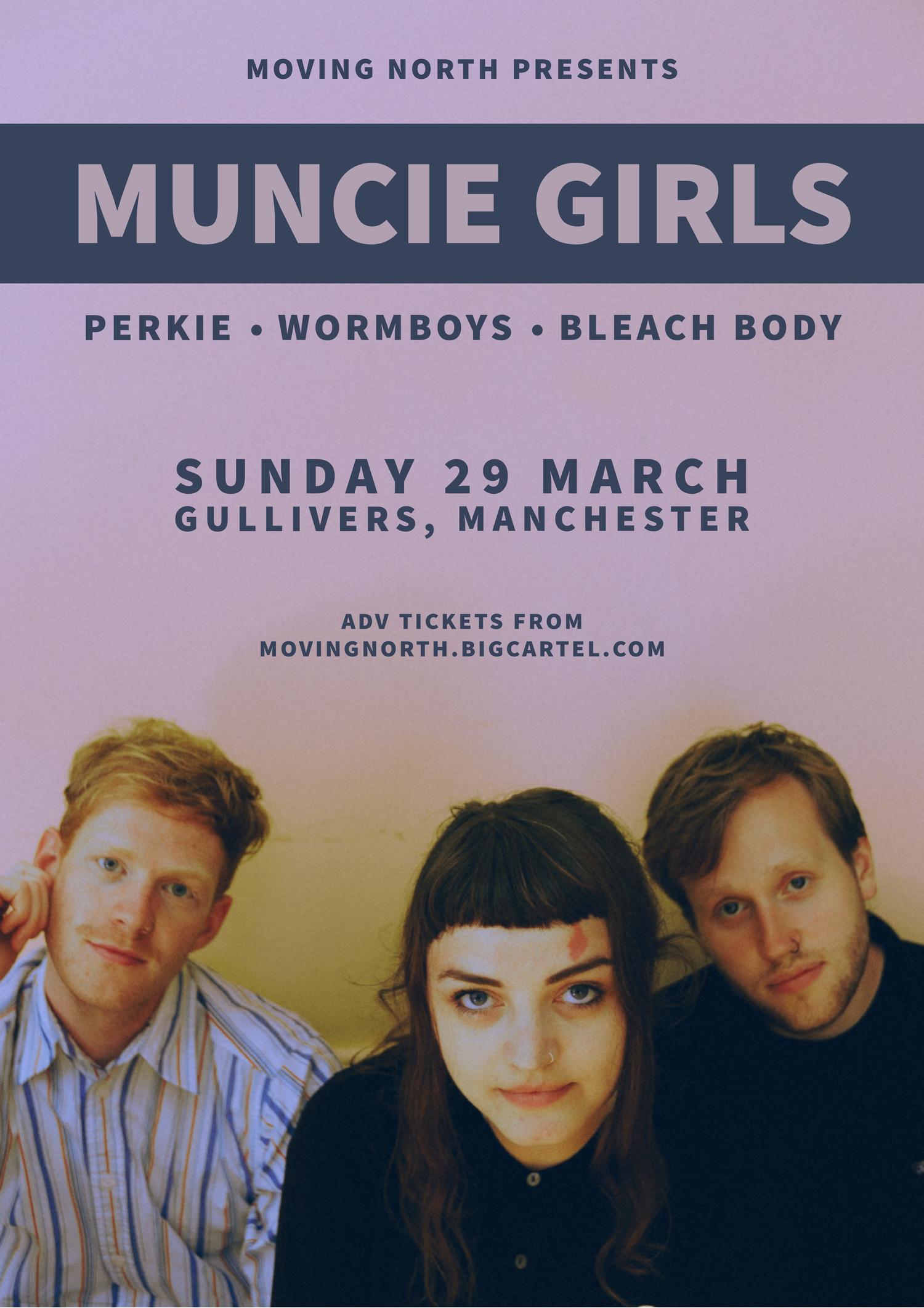 Muncie Girls poster